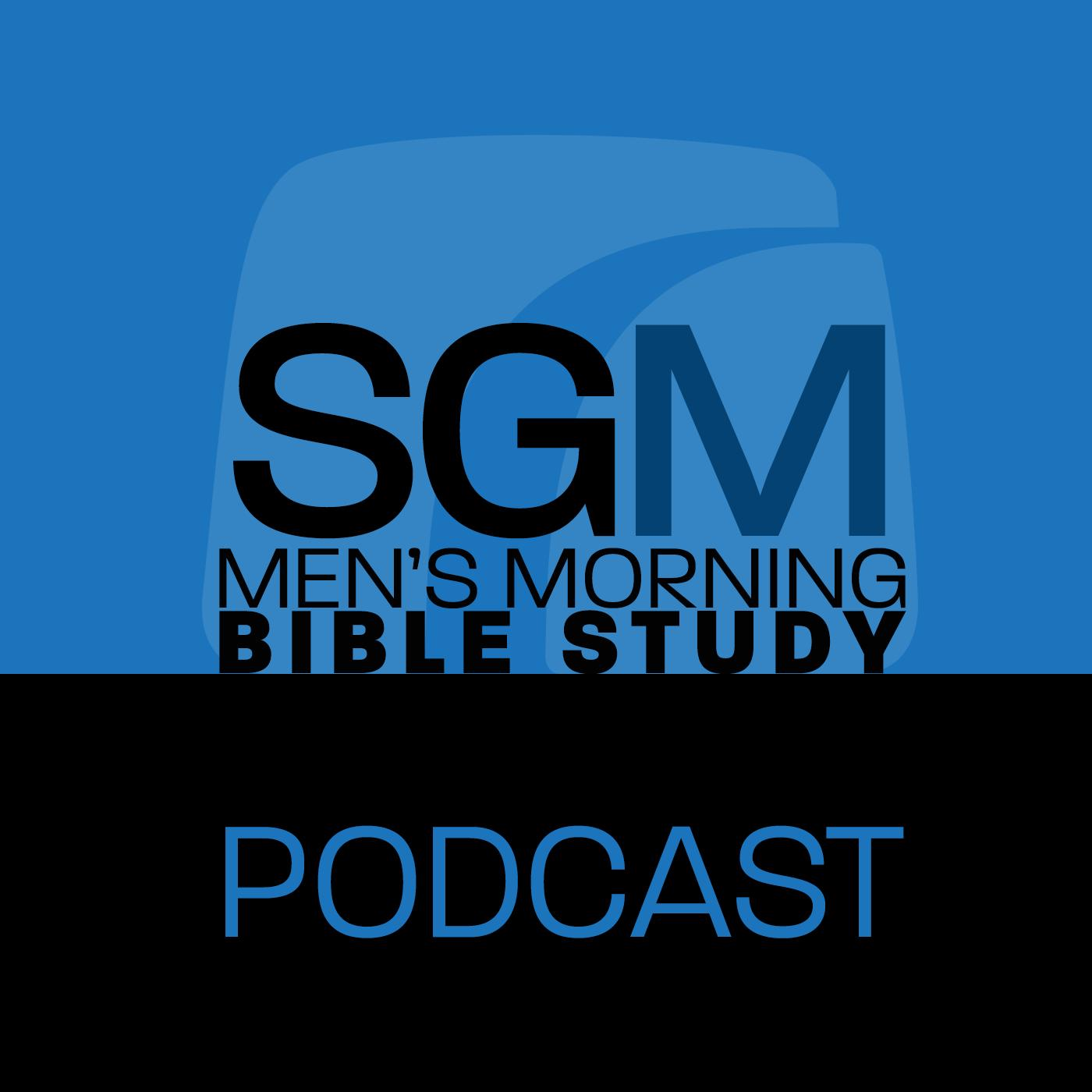 Men's Morning Bible Study